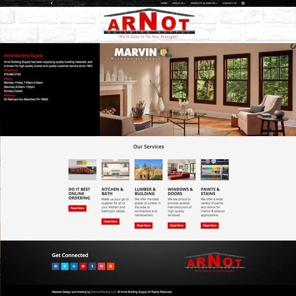 Arnot Building Supply